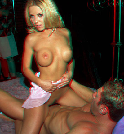 blonde babe fucking lucky dude in stereo 3d