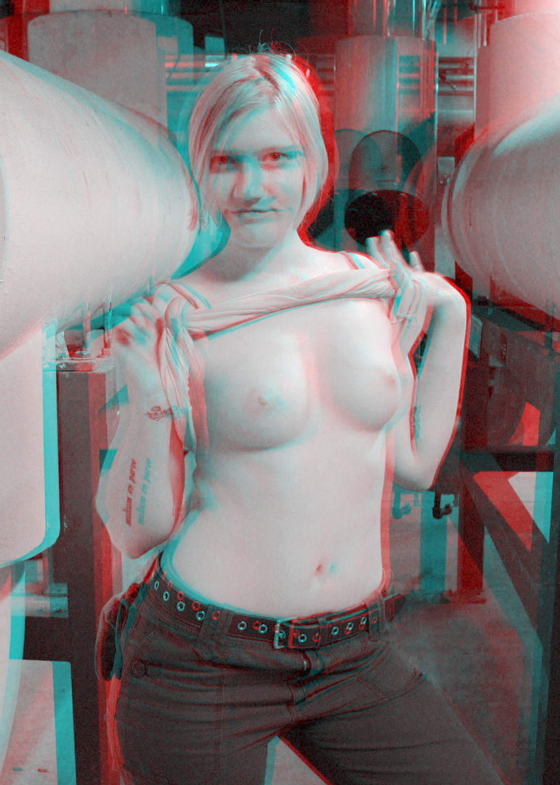 Anaglyph Video Porn 84