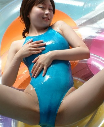 WET JAPAN SWIMSUIT