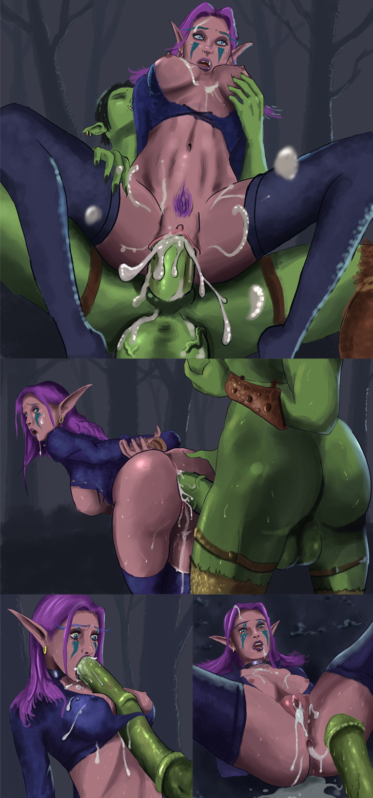 Free world of warcraft porno erotic scenes