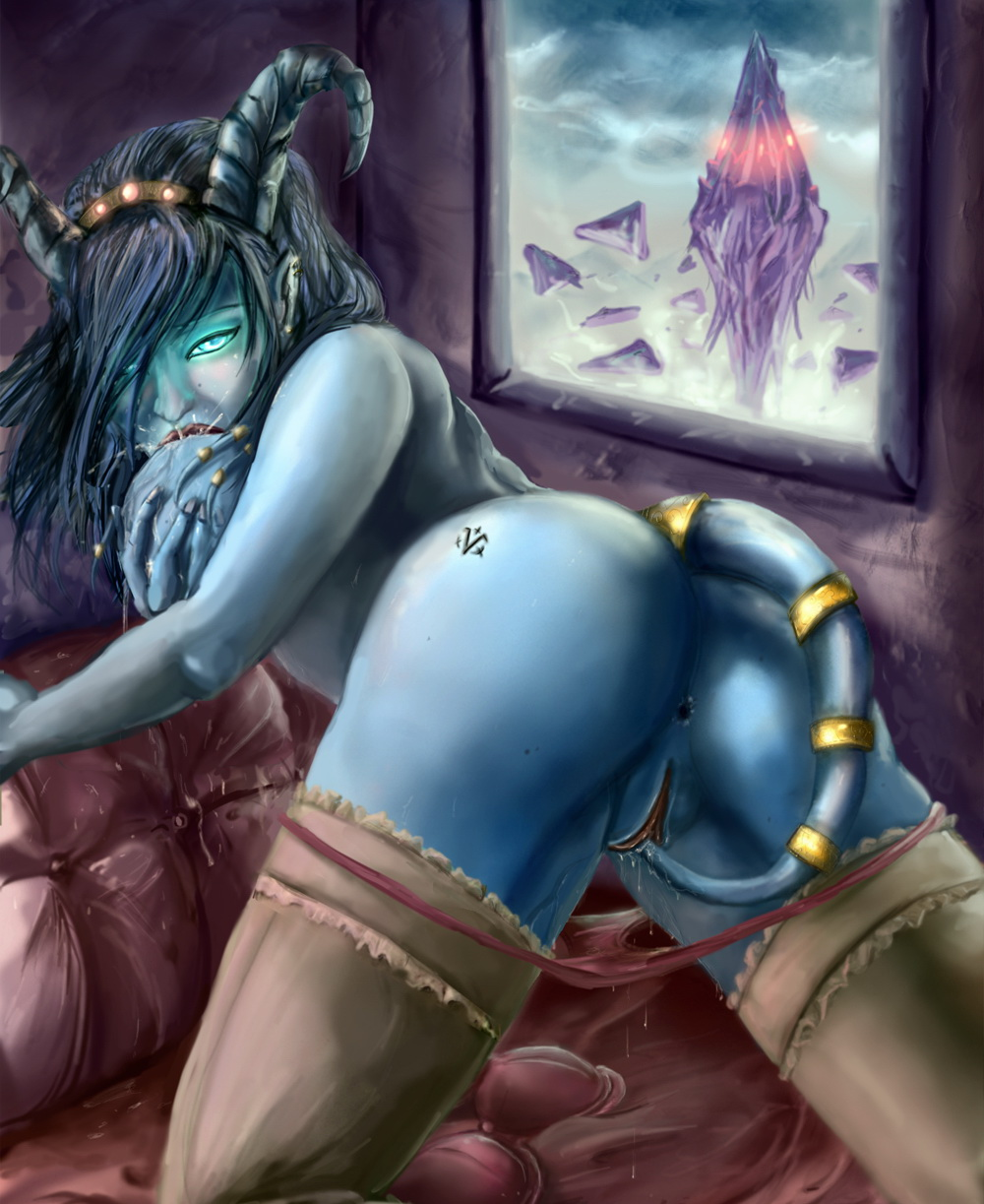 Draenei sex games nude photos