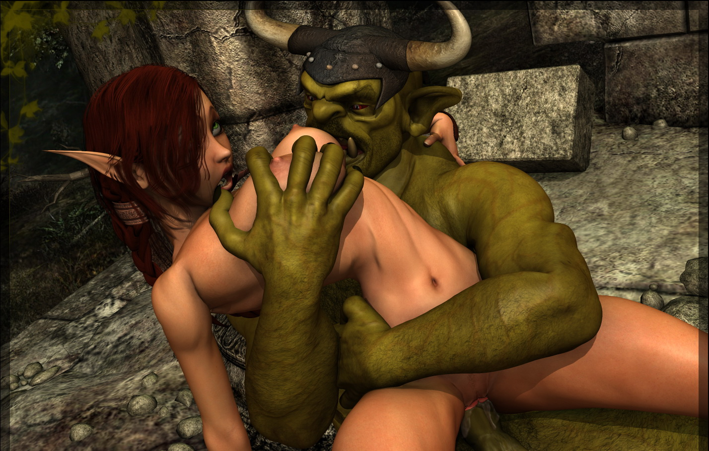 Hentay woman demon erotica porn star