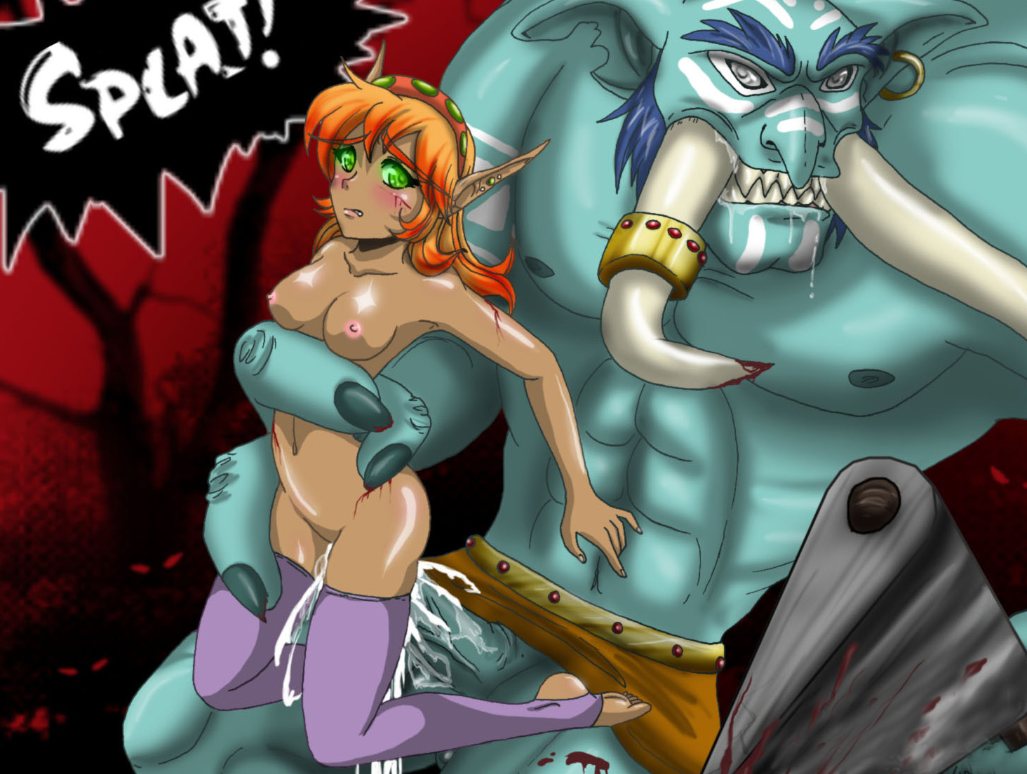 Warcraft 3 sex custom nackt pics