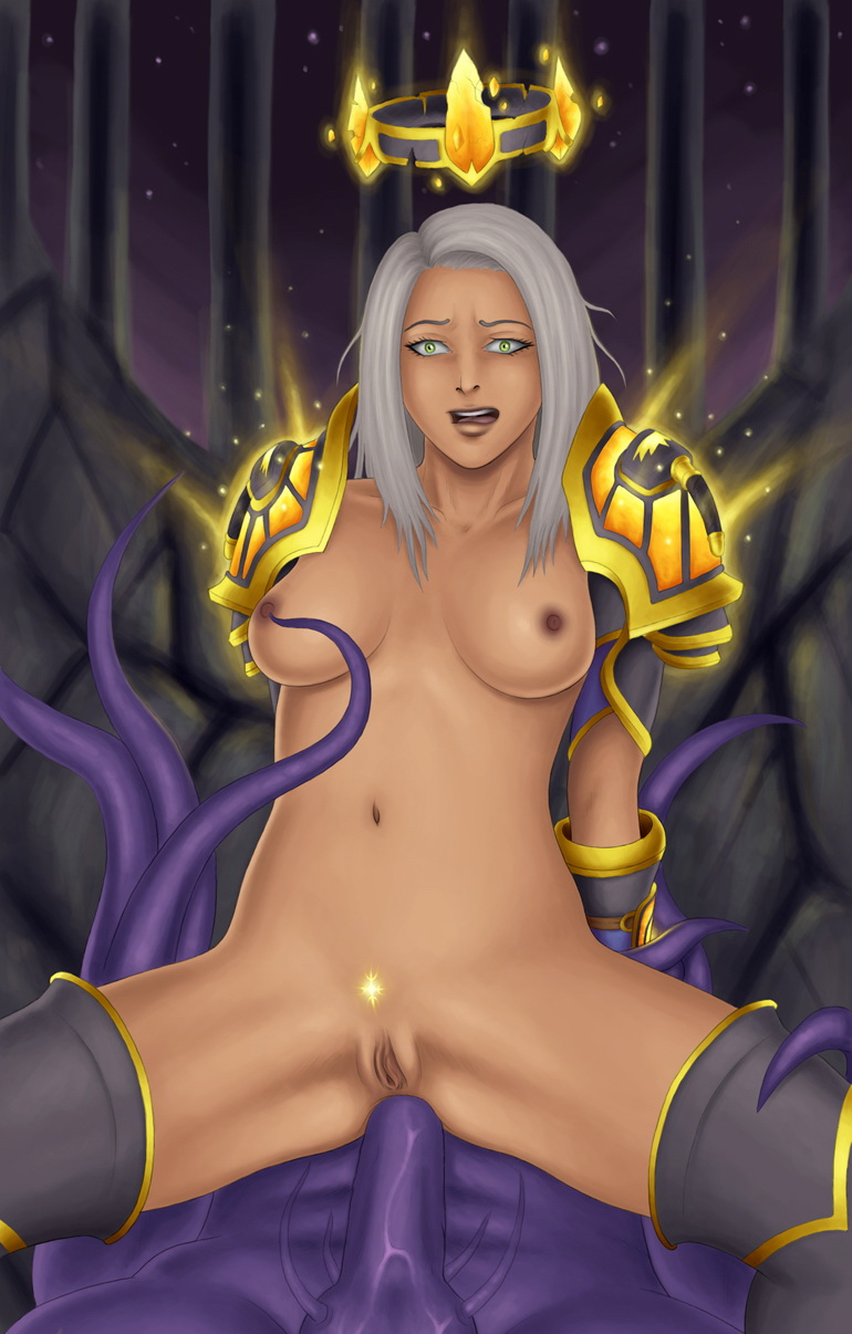Porncraft jaina and sylvanas naked pics