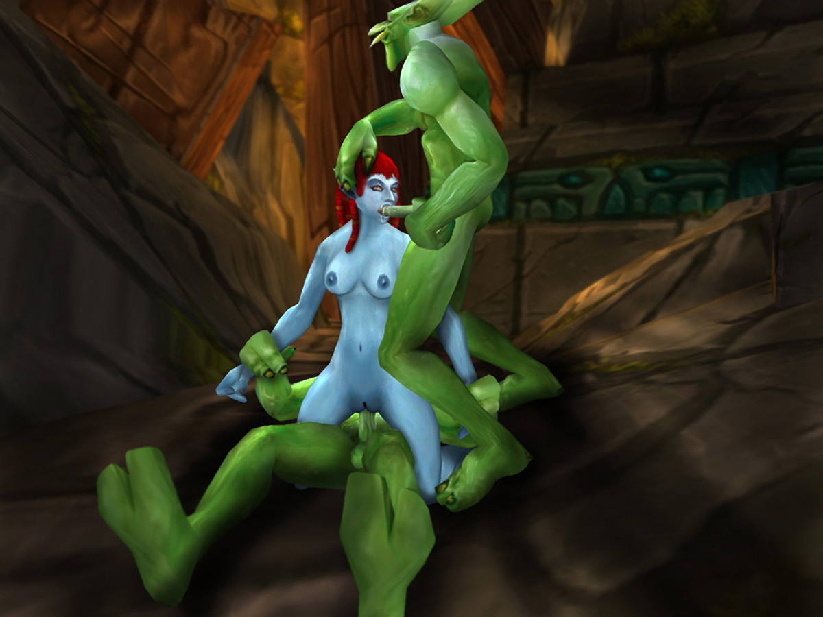 Wow porn rexxcraft troll cartoon image