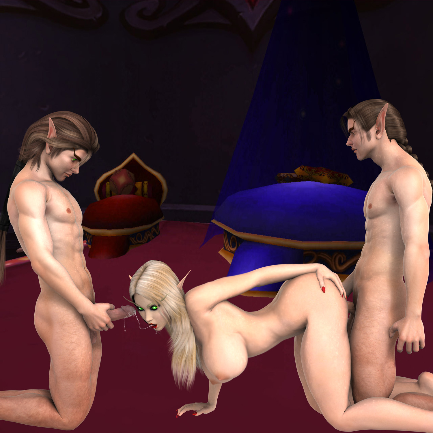 3d World of Porncraft adult sex download