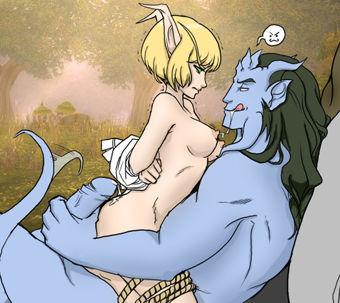 Elves and dwarves porn toons hentai pics