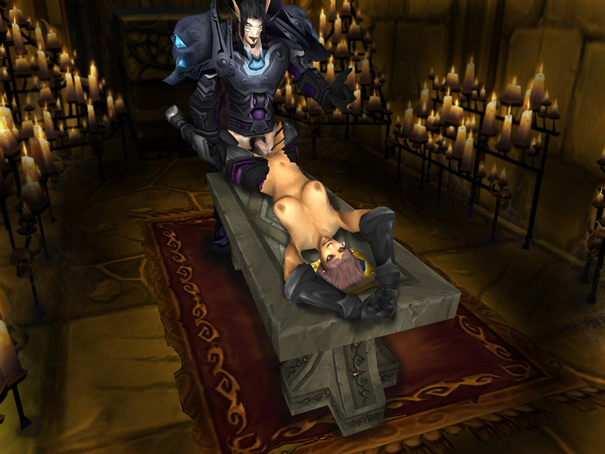 Warcraft sex mods hentai image
