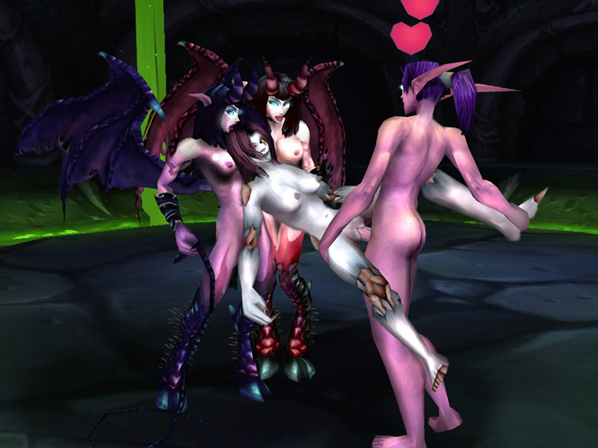 Hot naked blood elf video sexy video