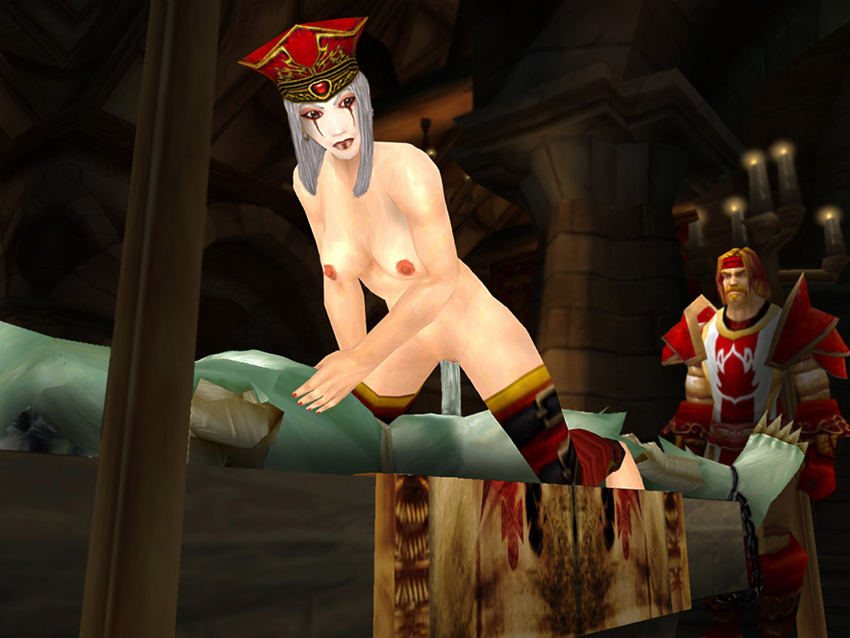 Elf gets abuse cartoon video