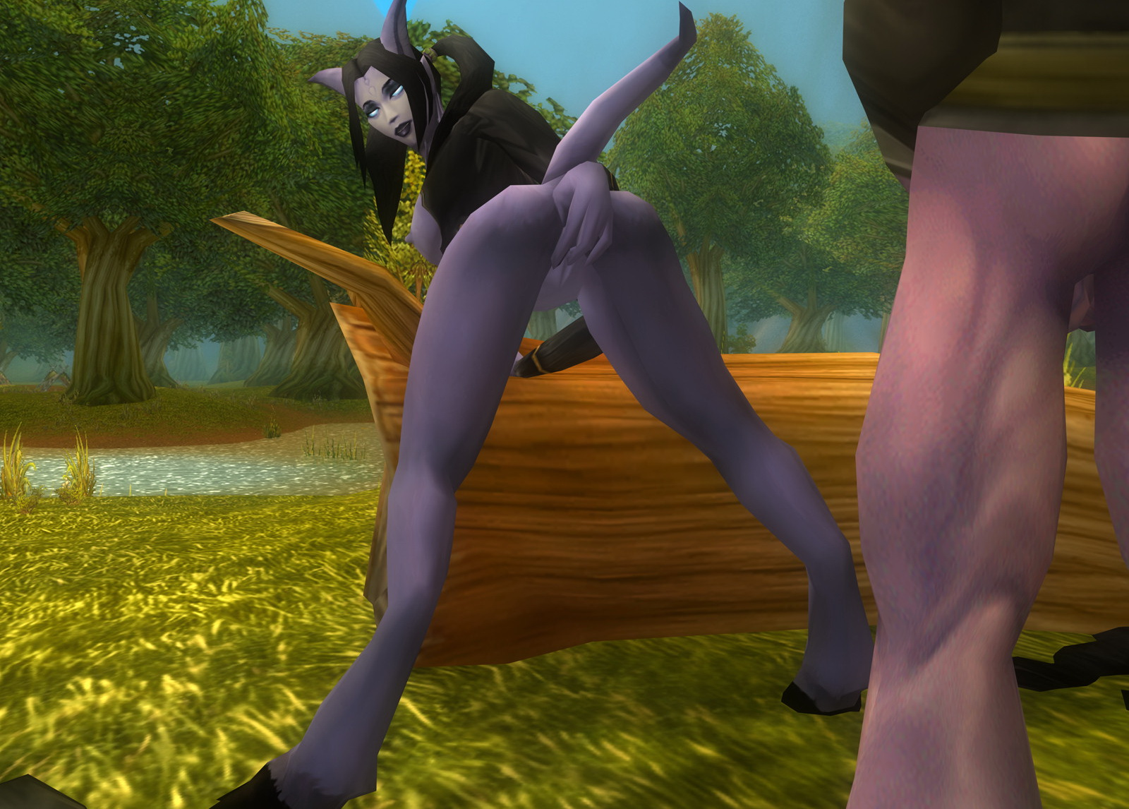 3d World of Warcraft porn addon nsfw tube