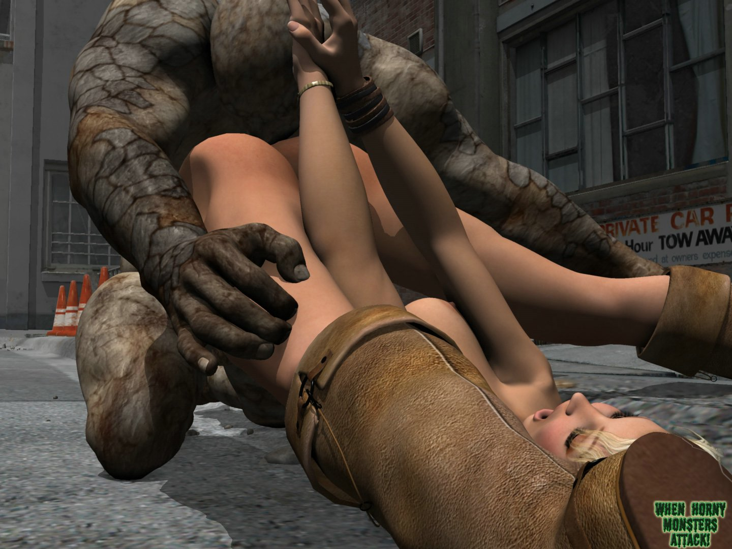 Monsters having sex with humans nsfw gallery