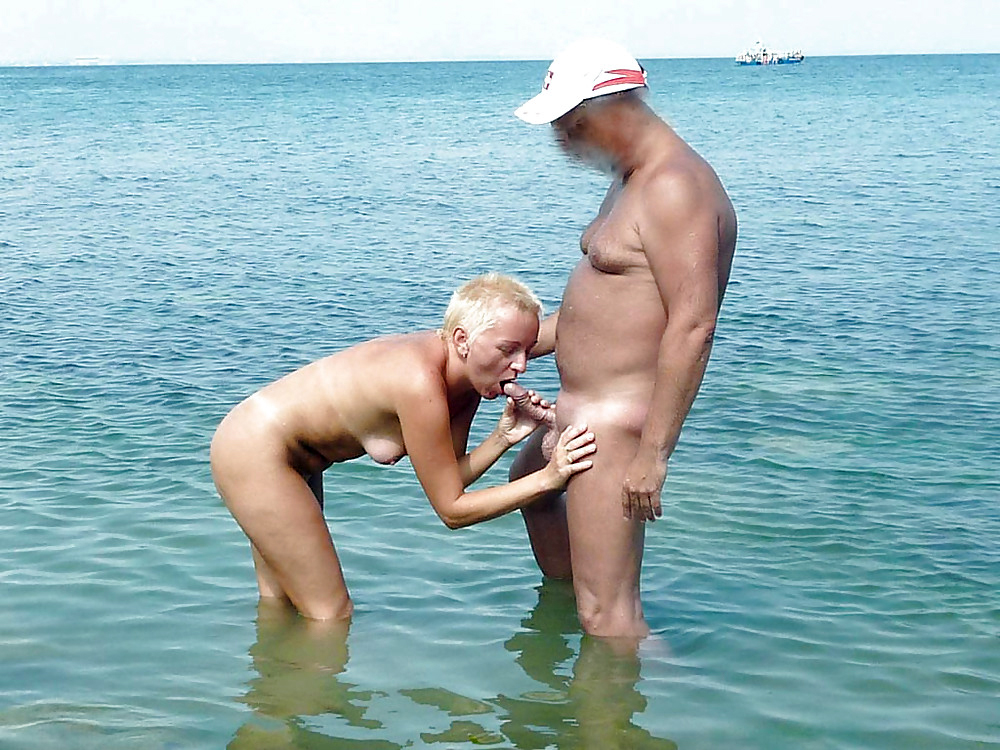 Hidden camera sex on beach