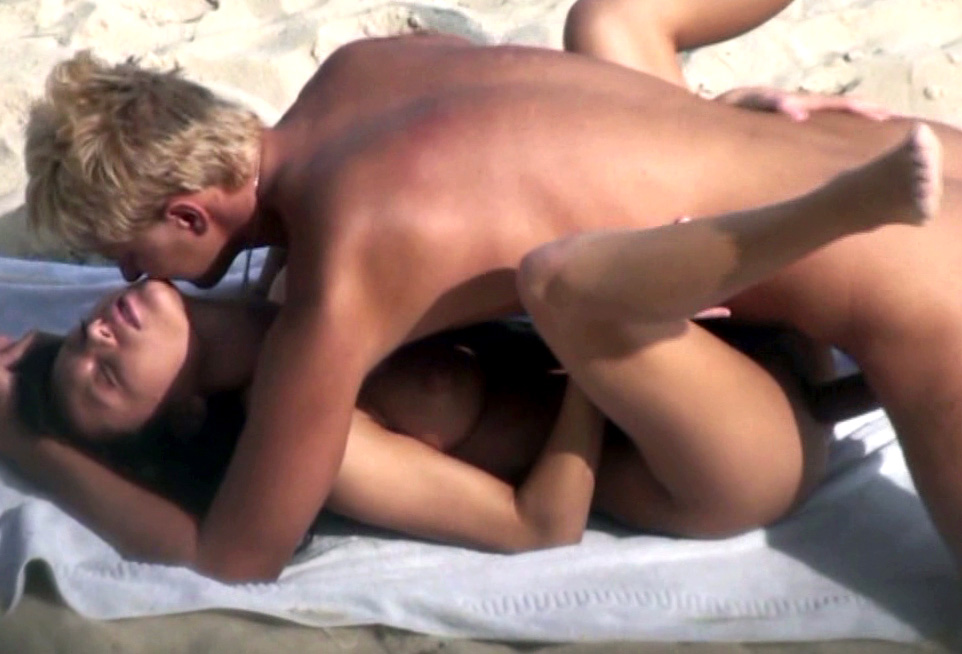 Nude Beach Sex Video Tumblr