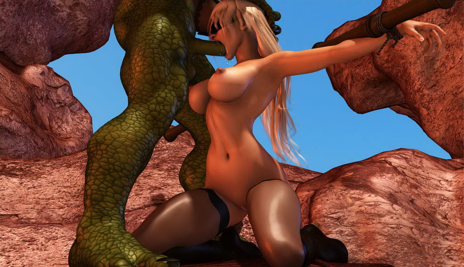Foto porn cartoon girl sex with monster sex clip
