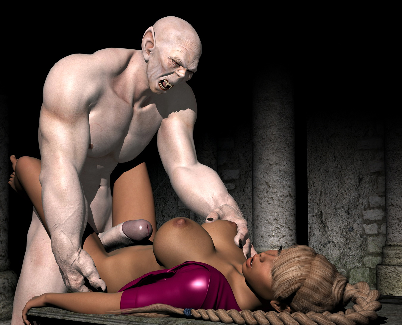 3d animated monster fuck girls videos free  porn scene