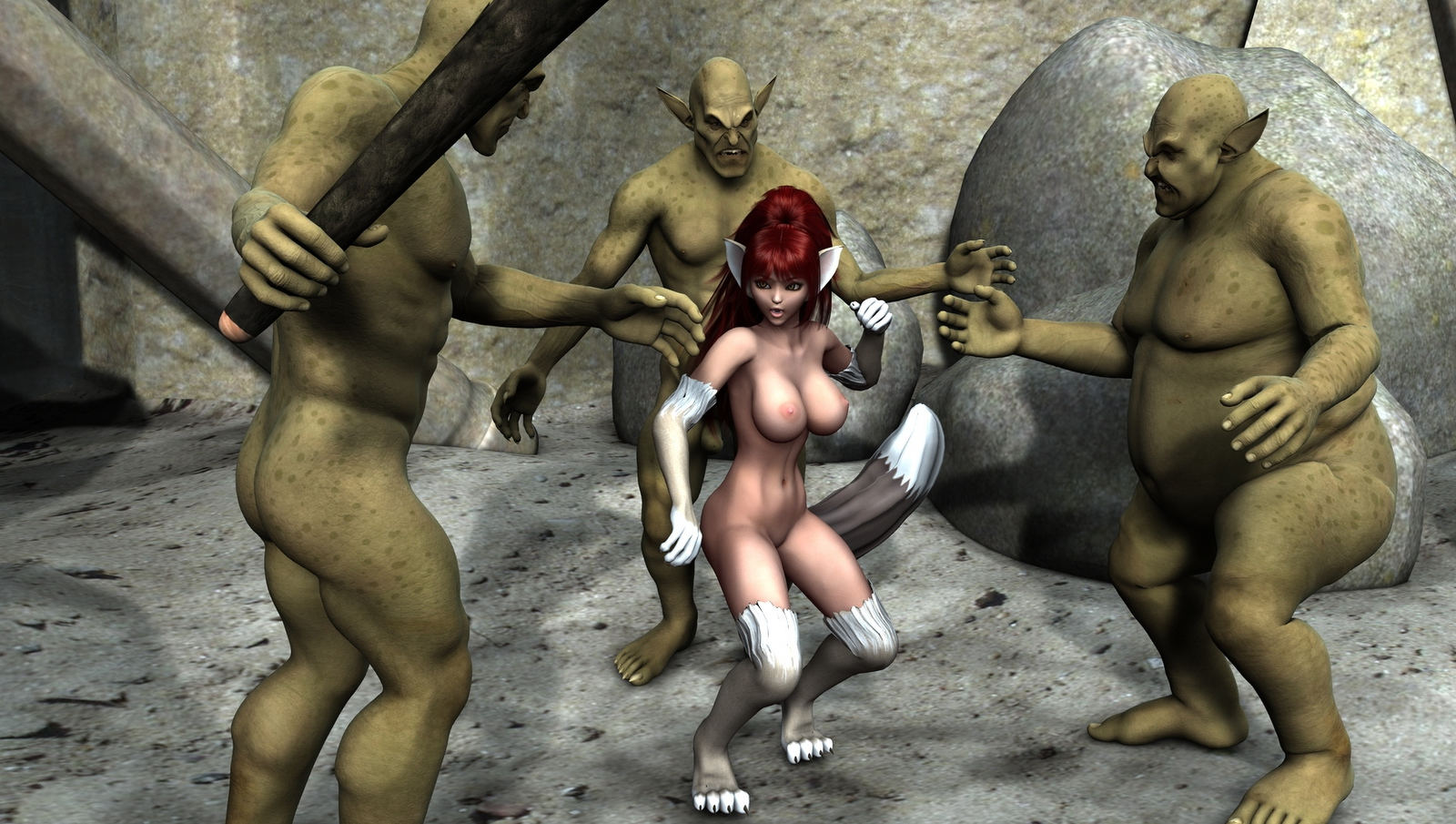 Monster cock 3d gallary erotic pic