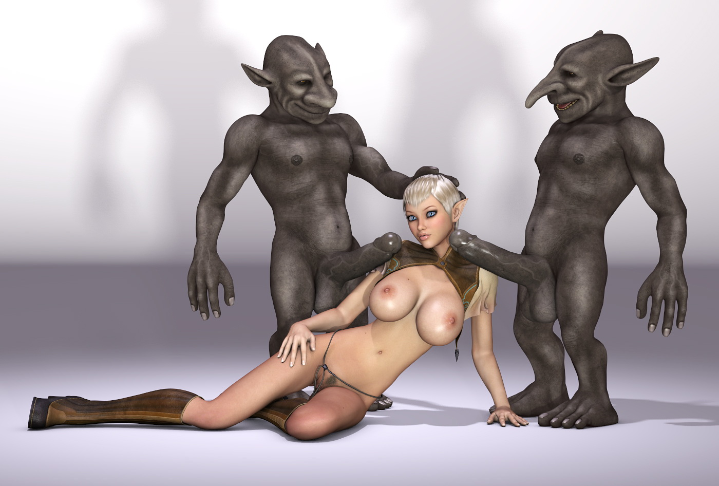 3d sex cartoon elf fucked images