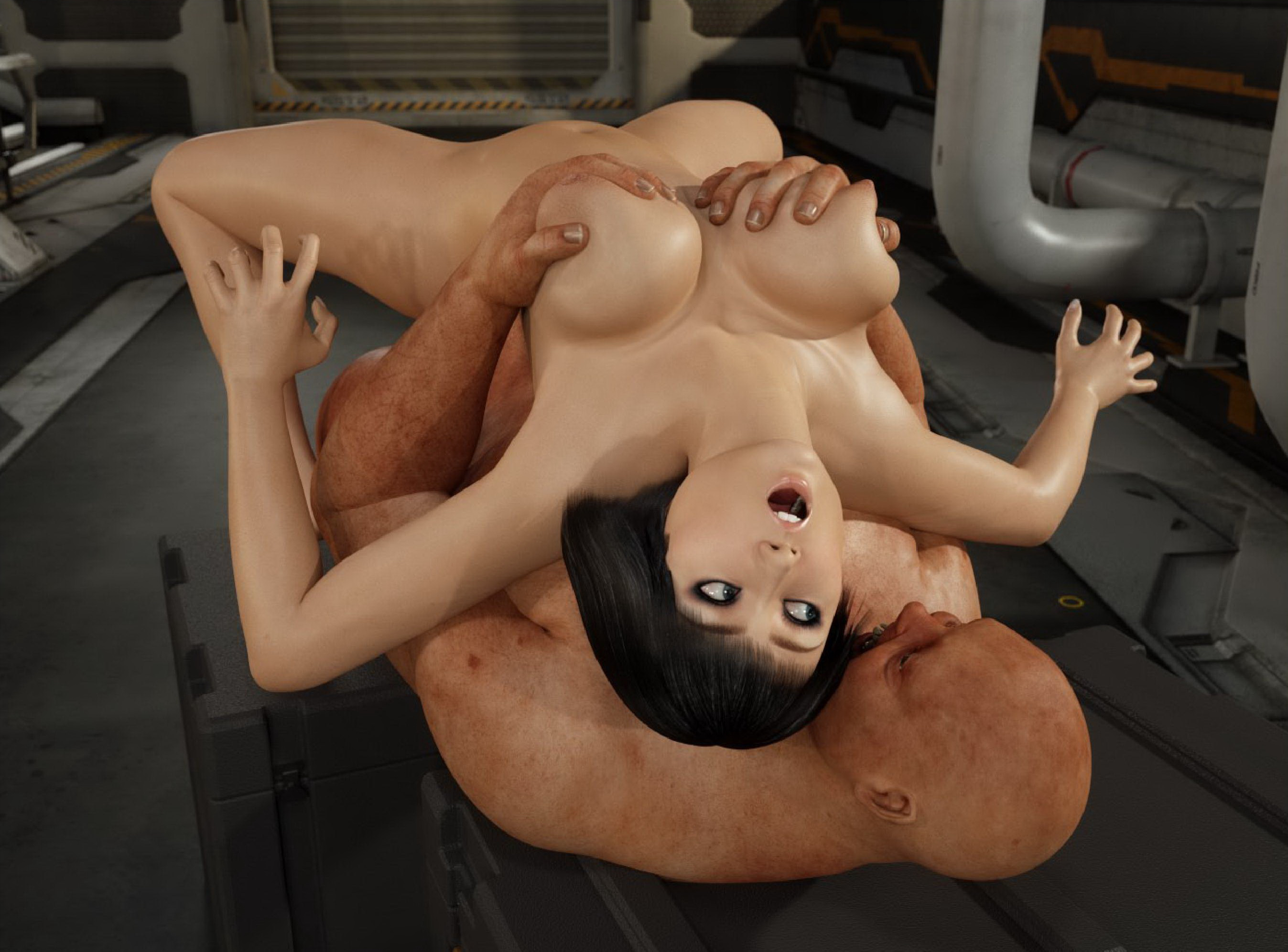 Monster 3dsex videos sexy photo