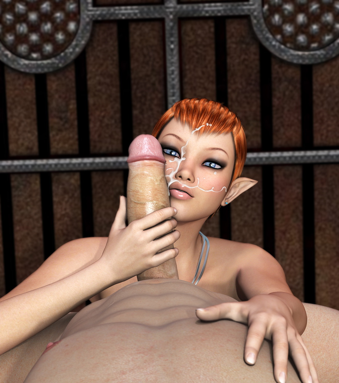 Elf sucks monster erotic movies