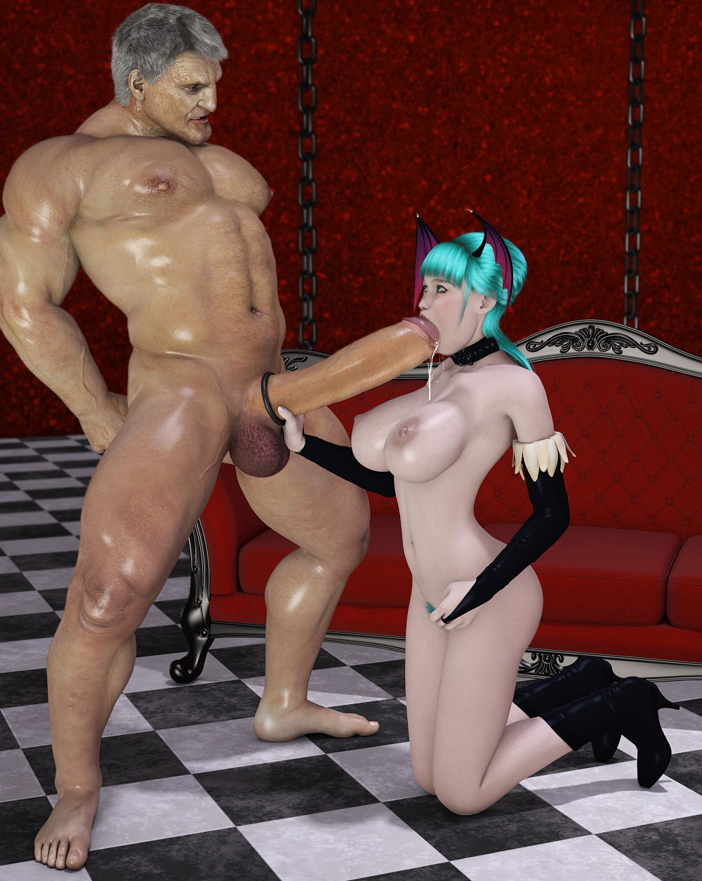 3d monsters fuck innocent humans xxx slave