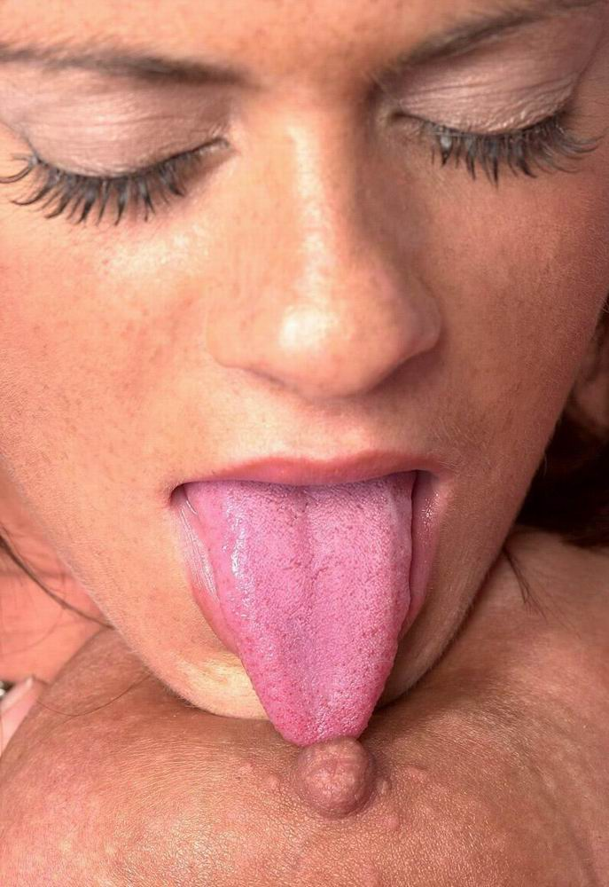Tongue Fetish Porn 111