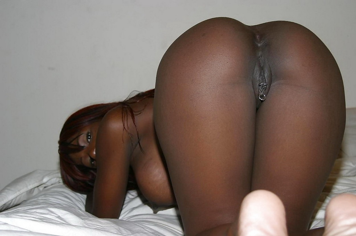 naked black ass - Black girl with nice ass