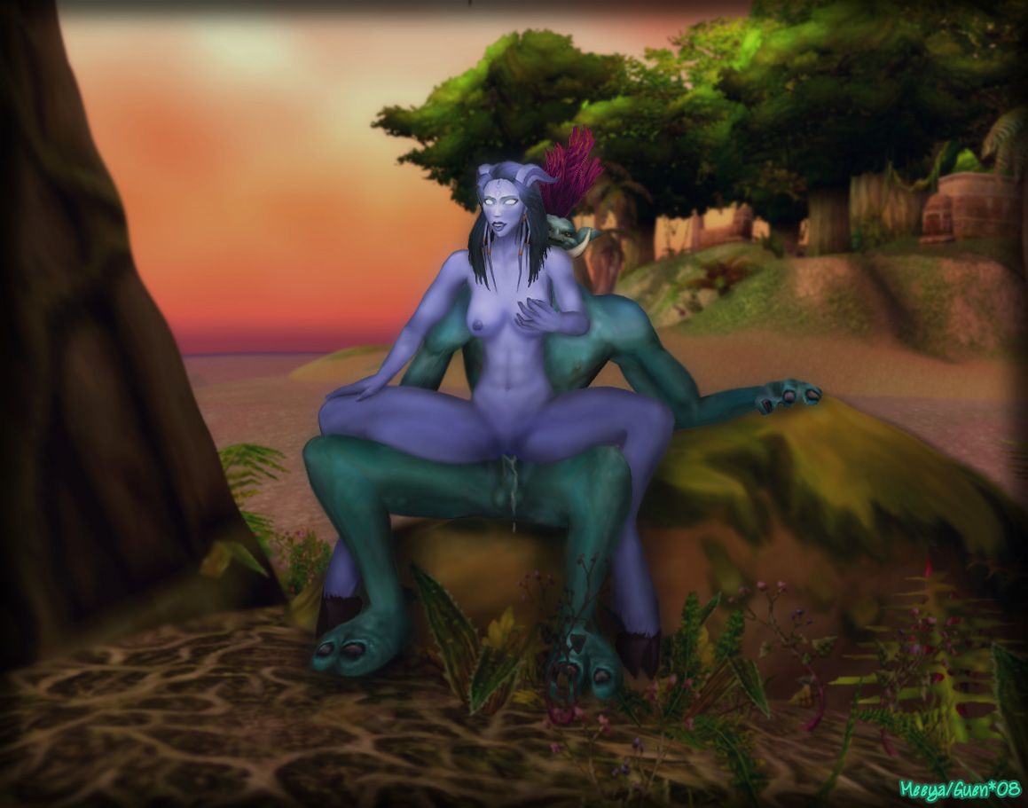 Video game nude mod wow draenei porn clips