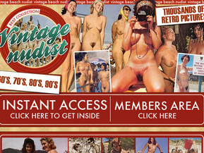 Vintage beach nudist - is a website that contains all of the classic porn nudist photography, and other antique erotica. If youve got a vintage nudist fetish for the classic cheesecake photography and artwork from yesteryear, then youll love the photo archives found on this site