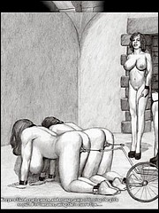 Badia bdsm pain art