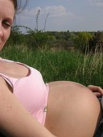 pregnant gf porn