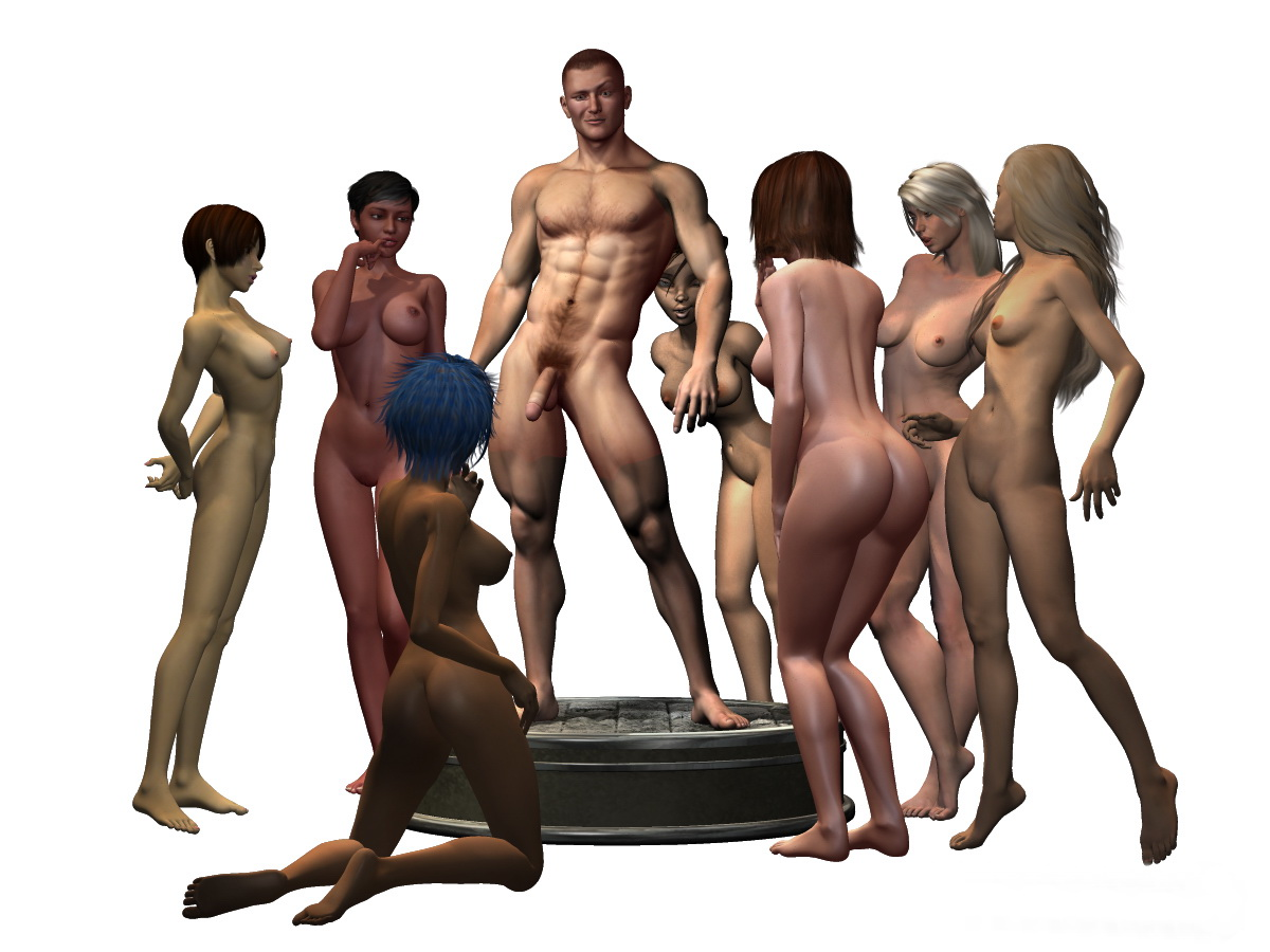3d sex woman art big bodybuilding exposed gallery
