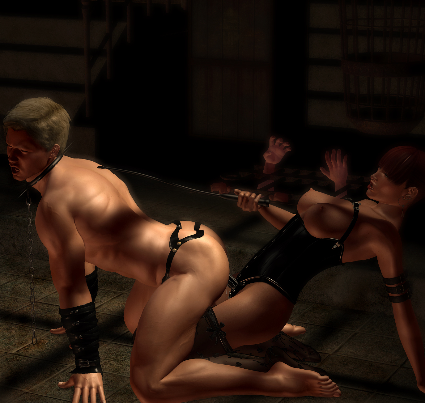3d female domination porn exploited toons