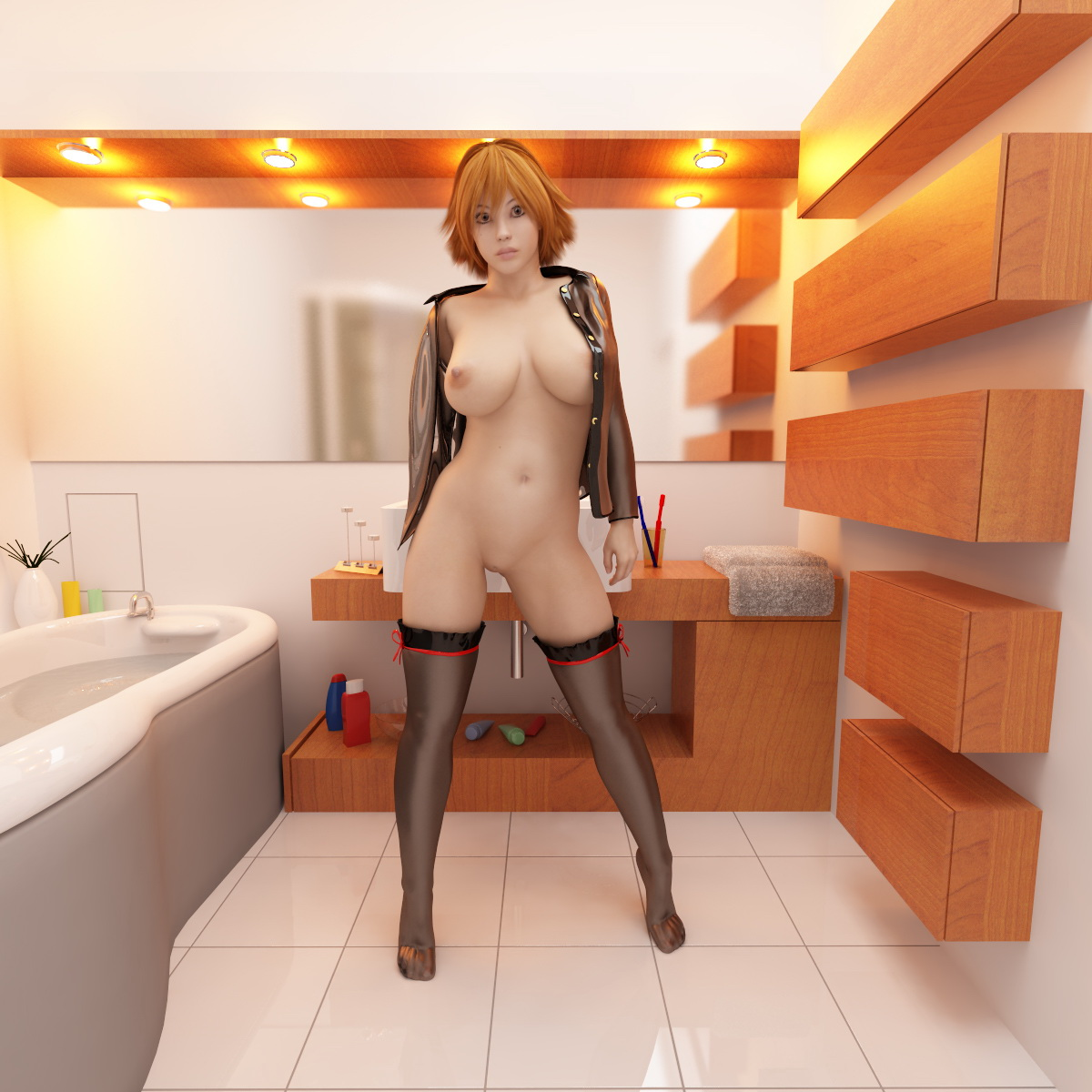 3d sexy girl models naked videos