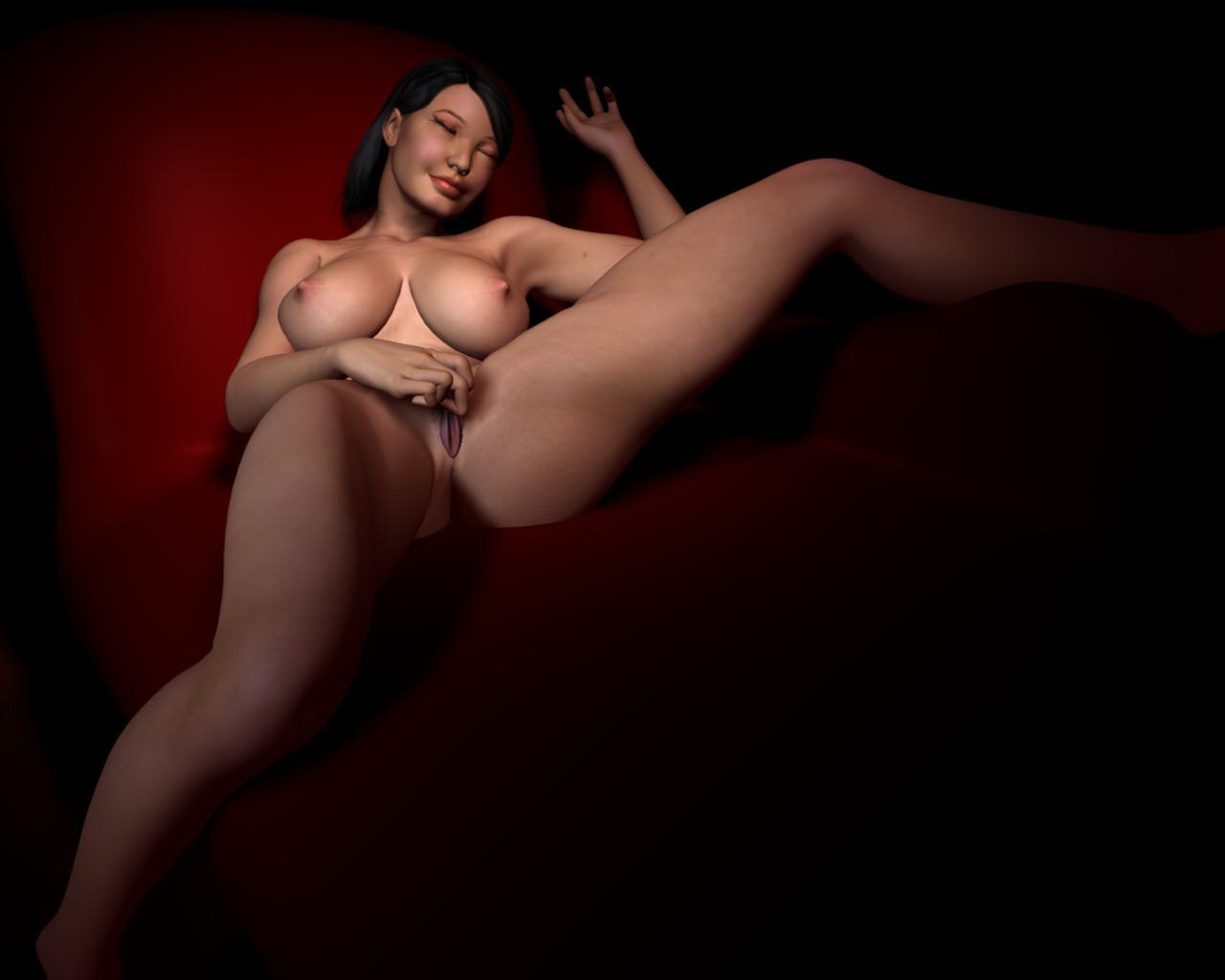 Hot sexy 3d animated naked girls hentai gallery