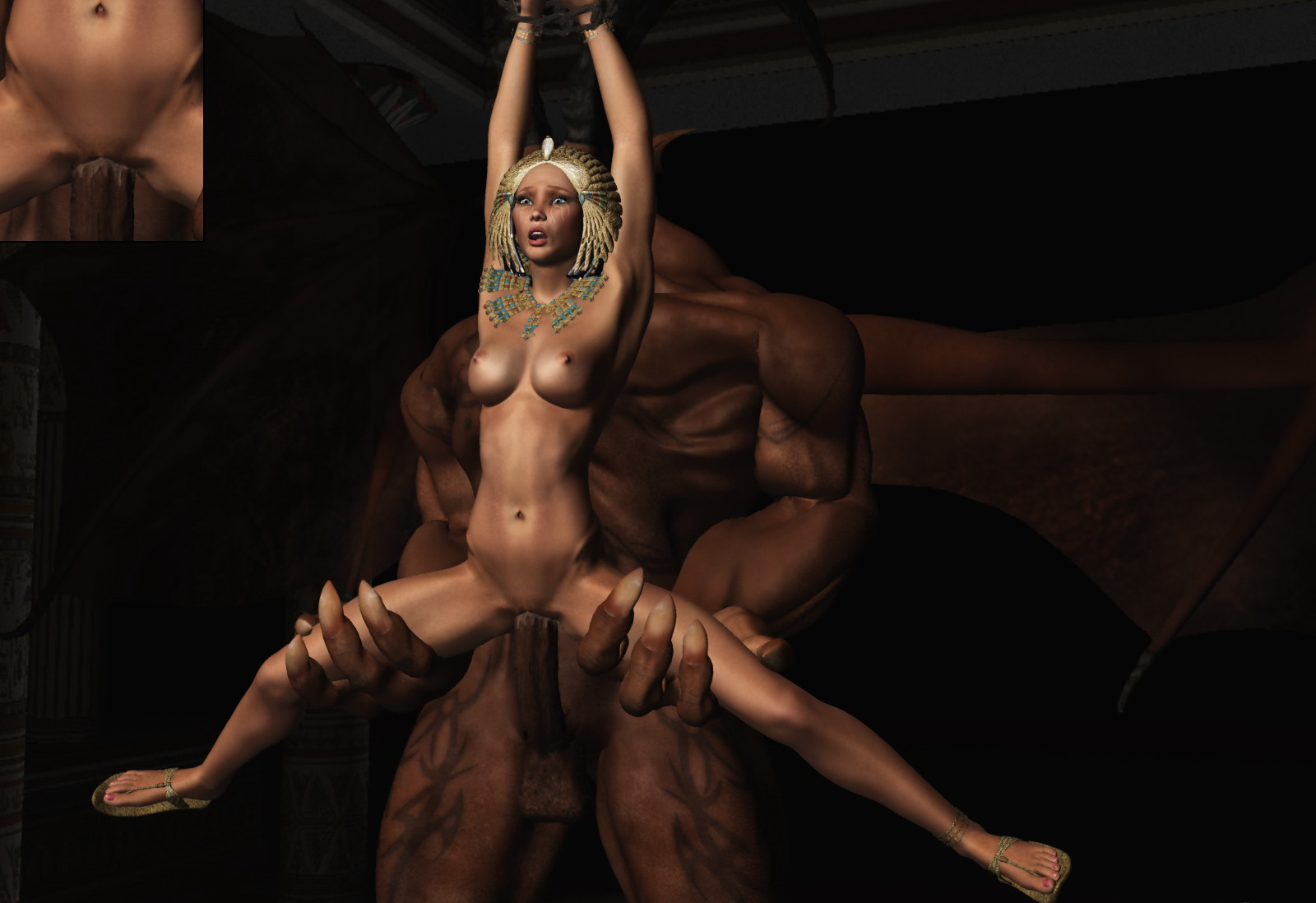 Nude 3d game female hero erotic videos