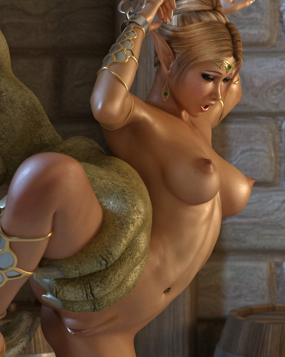 Monsters vs aliens sexy hot henti nudes pic