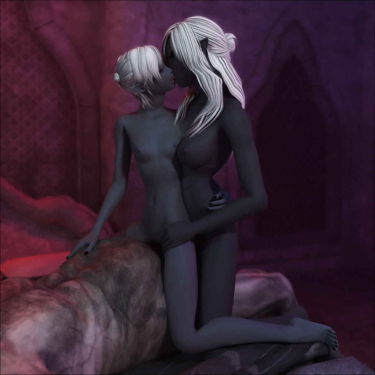 Dark elf sex pic adult pictures