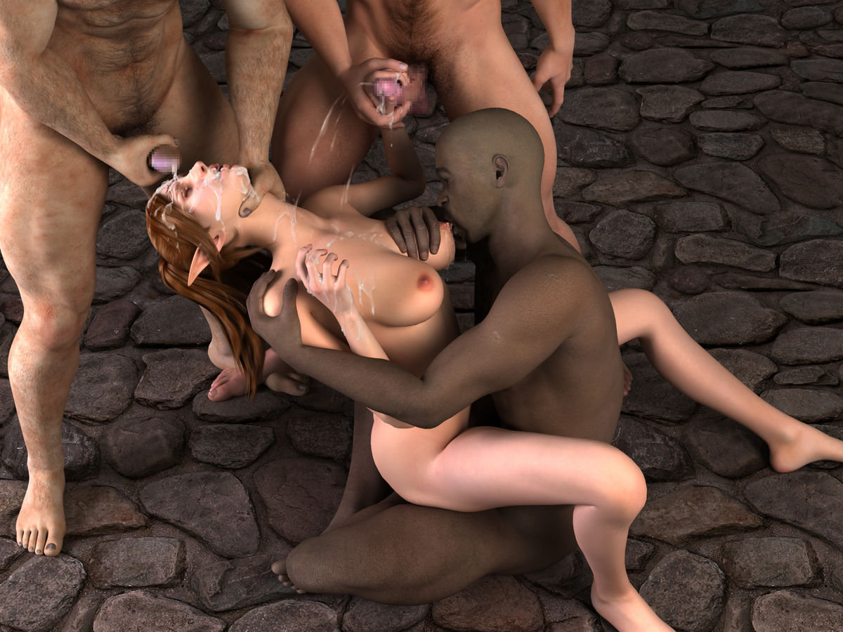 Orc female big tits naked adult video