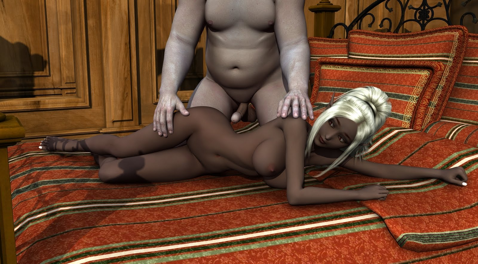 World of Porncraft 3d sex games erotic picture