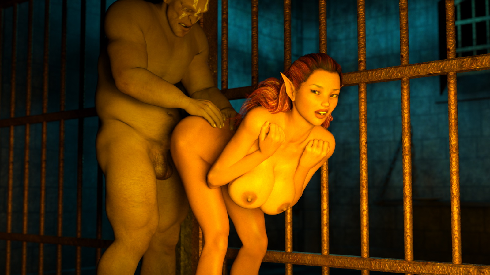 Gallery troll fucks beauty elf princess 3d  hentay clip