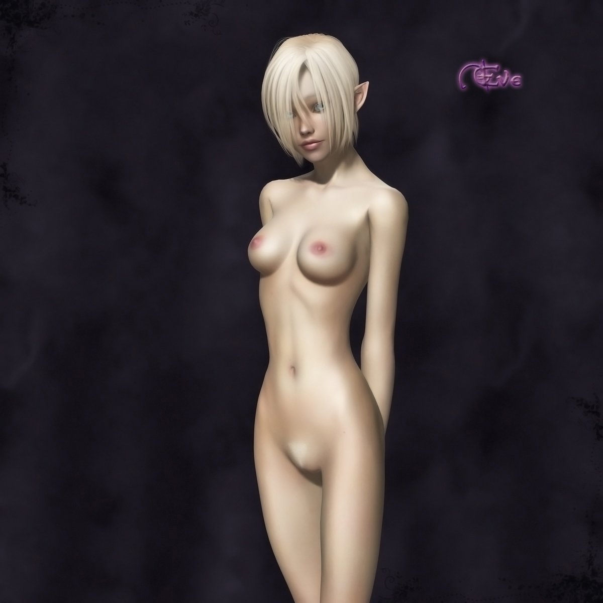 Naked cartoon girl forest elf porn porn photo