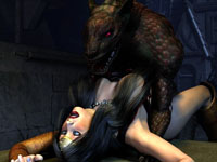 Sex with monsters