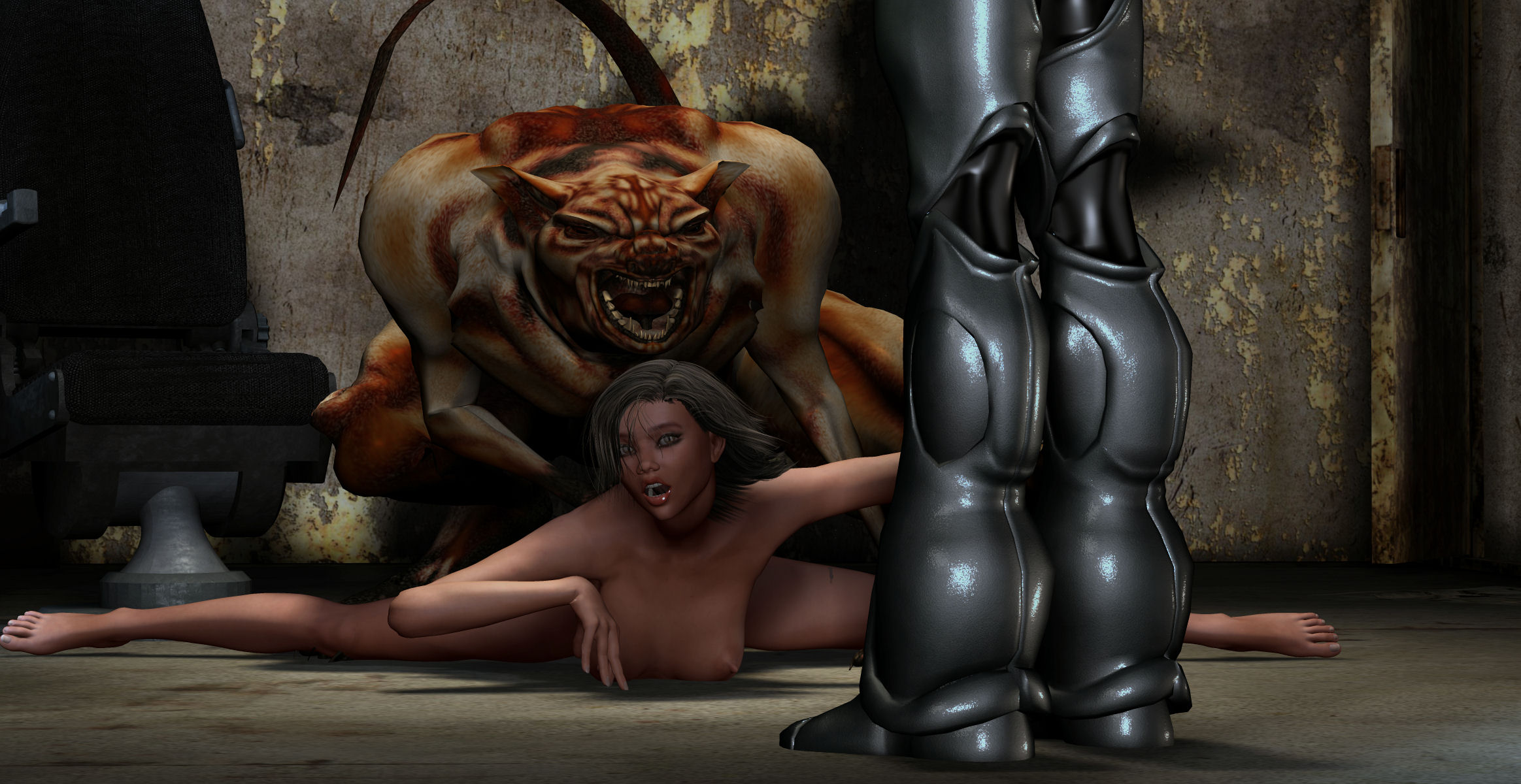 Male 3d monster porn erotica scenes
