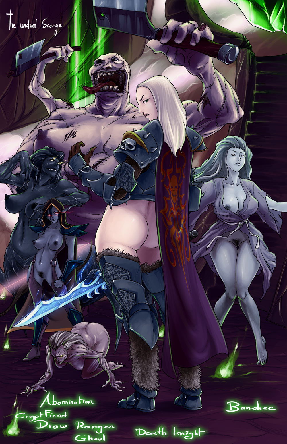 World of warcraft undead shemale erotica photo