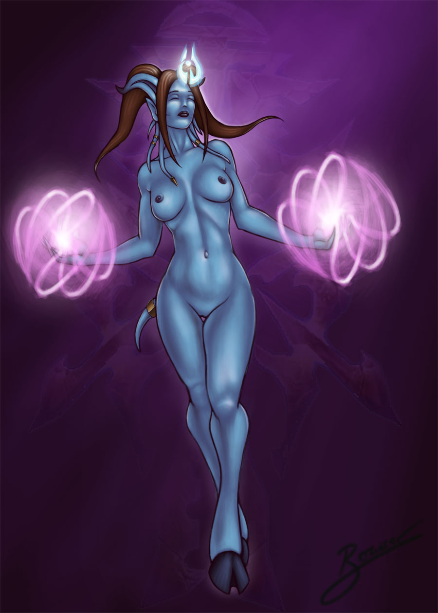 Naked world of warcraft females in the  hentia galleries