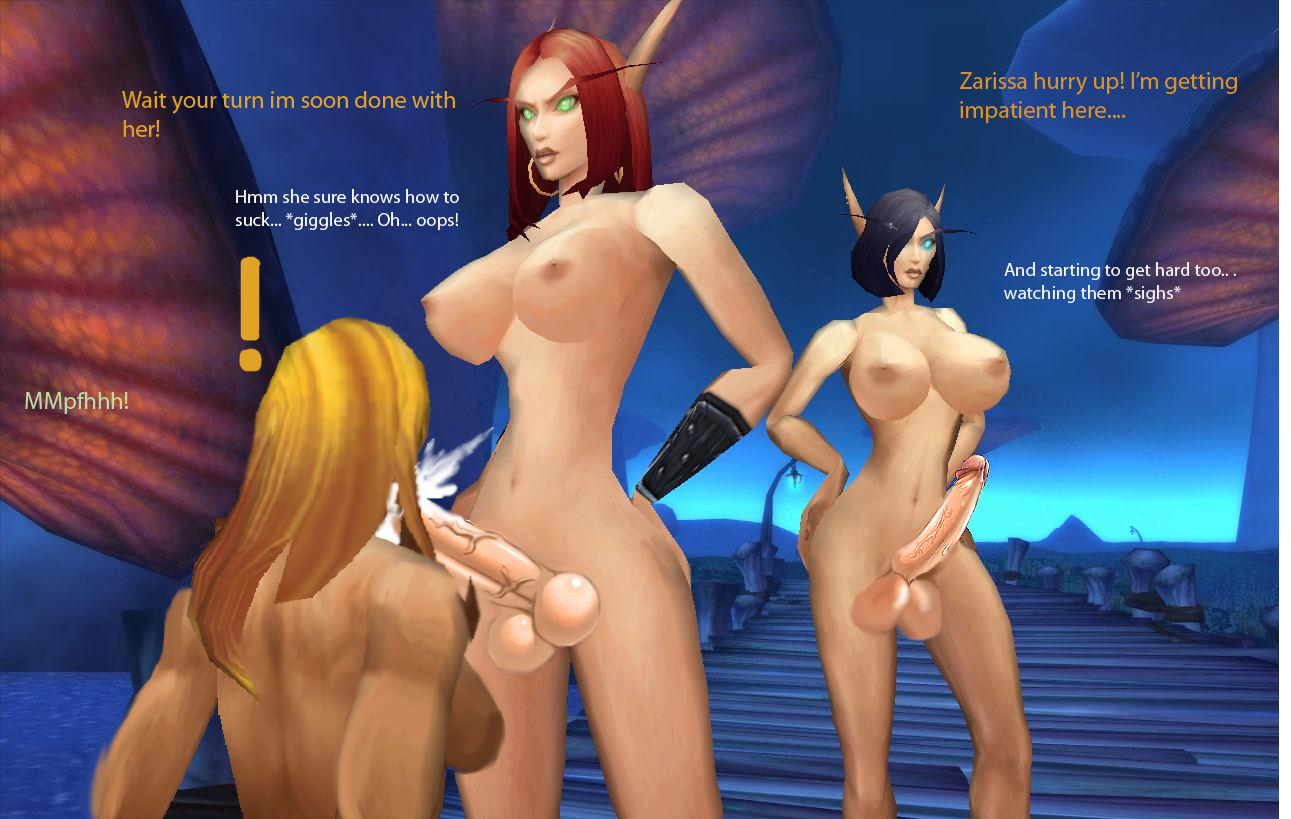 Warcraft sex mods sexy thumbs