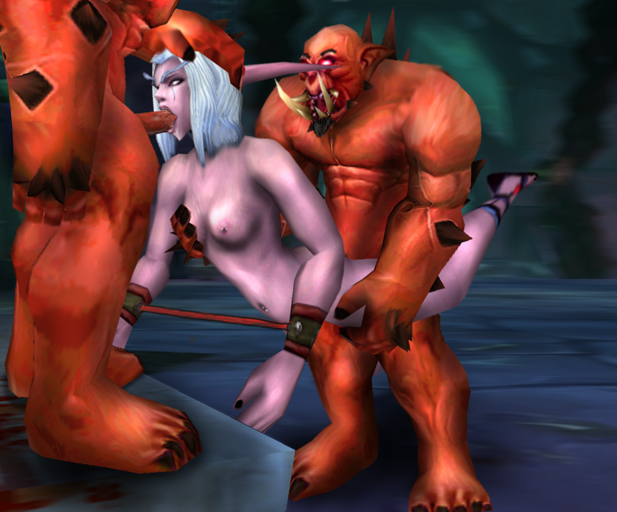 Warcraft sex mods sex scene