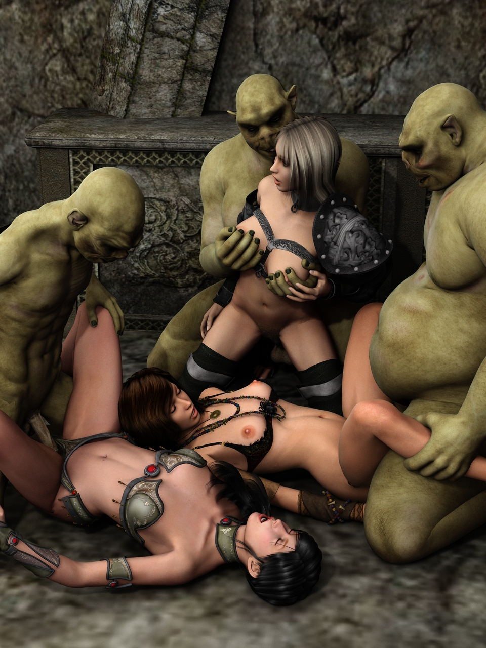 Free 3d monster sex smut movie
