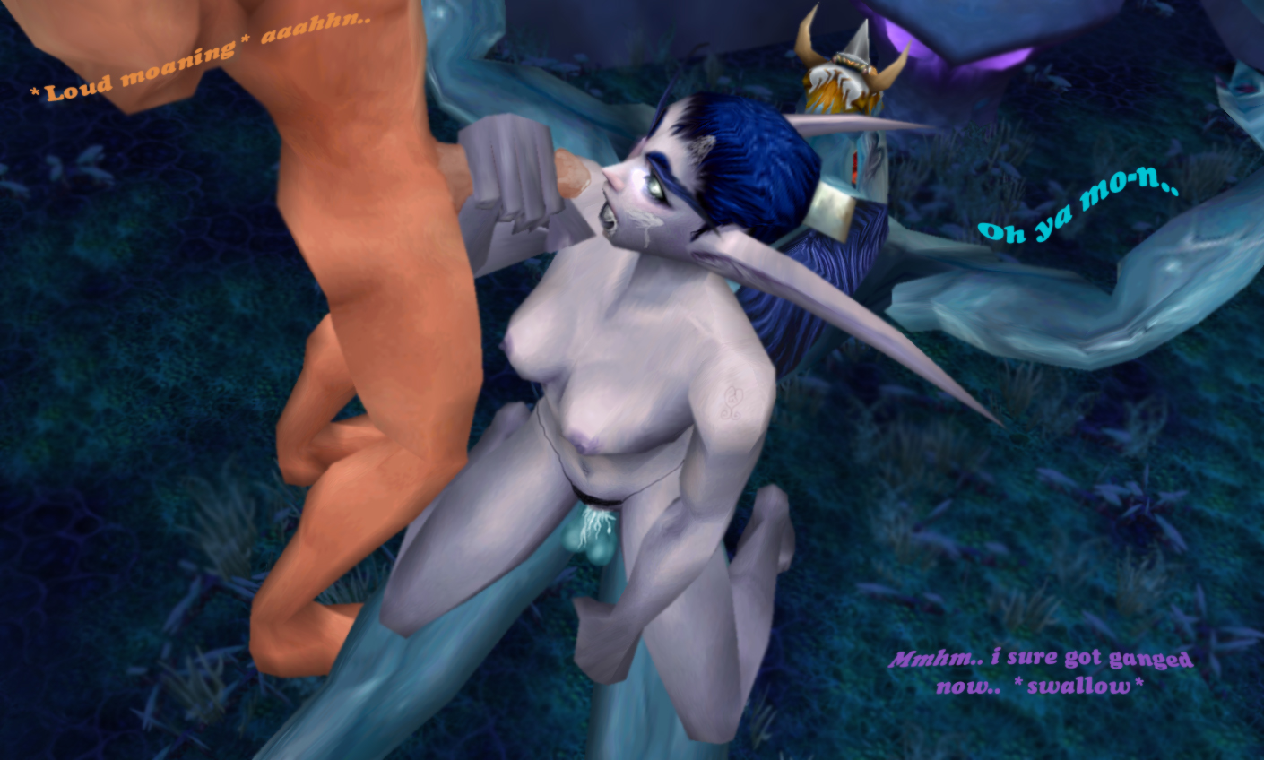 Warcraft xxx jizz art adult pictures
